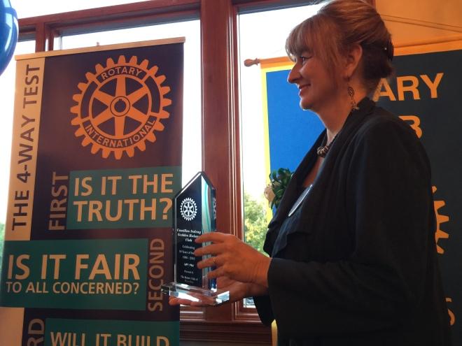 President Kimberly Frodelius